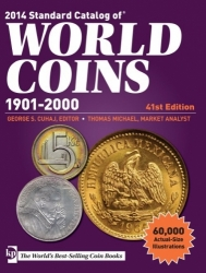 Standard Catalog of World Coins 1901 - 2000 (41st Edition)